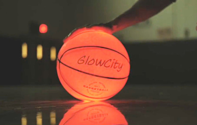 Light Up LED Basketball   Glow In The dark