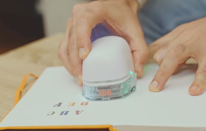 PrintBrush XDR Smartphone Printer | Color Inkjet Printer For Smartphones