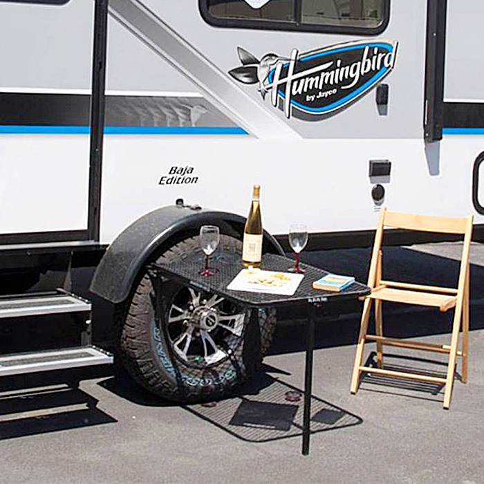 The perfect table for any tailgate