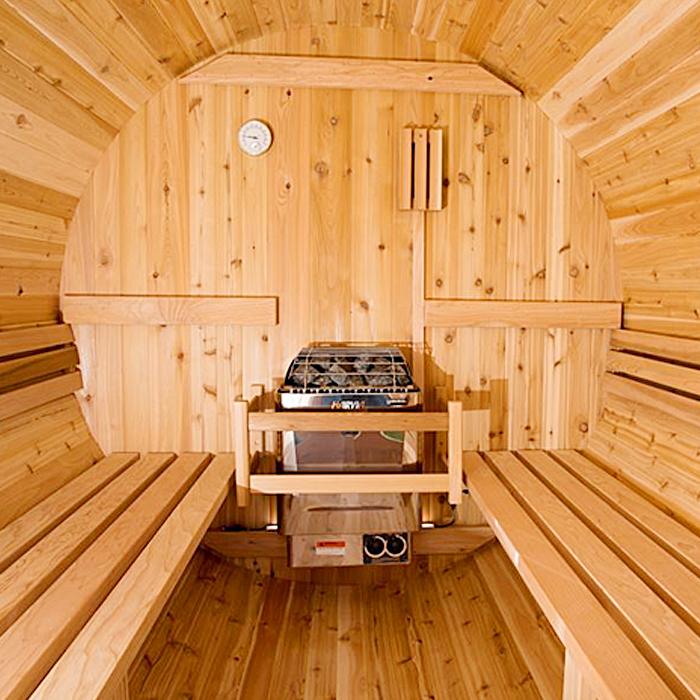 home sauna Almost Heaven Sauna