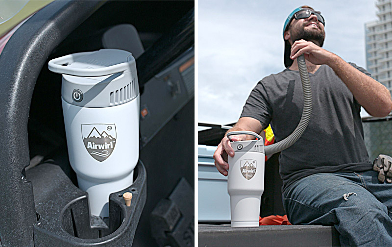 Airwirl   Best Personal Air Conditioner in Coffee Mug Shape