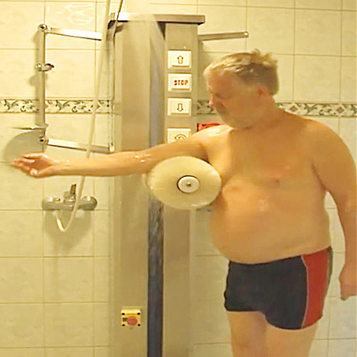 Automatic Shower for Elderly