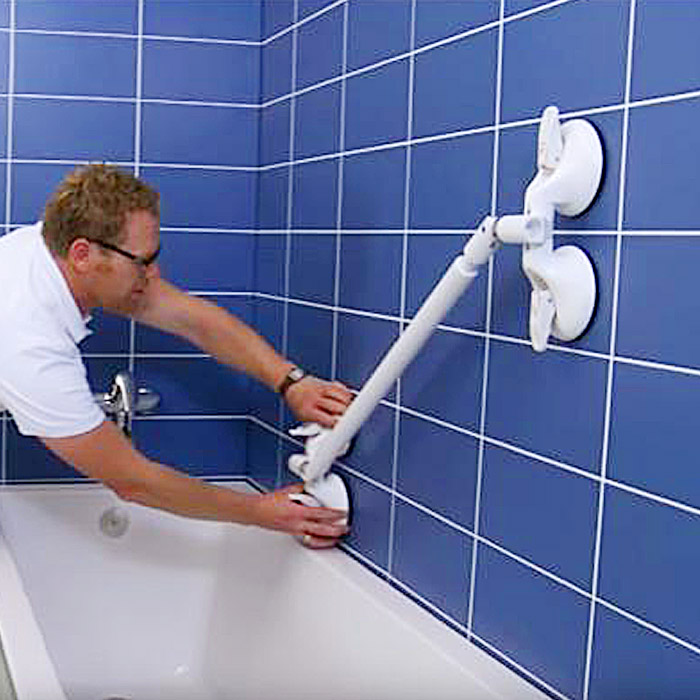 Bathroom Support For Elderly