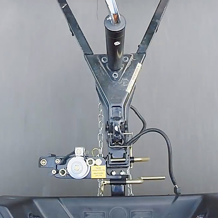hitch alignment device