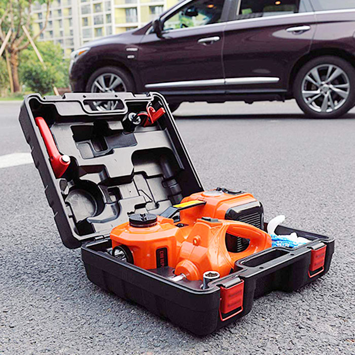 3-in-1 Electric Car Jack