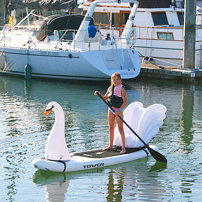 Animal Paddle Board Floats