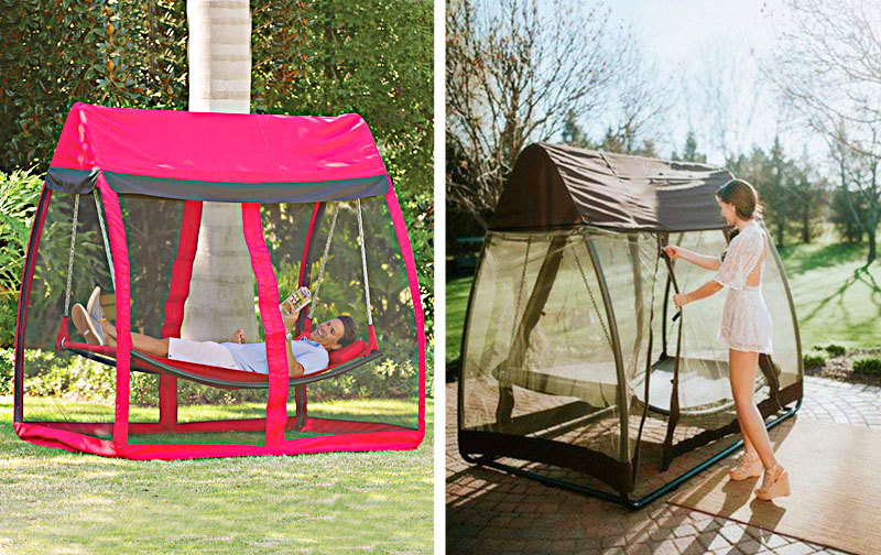 Best Hammock With Mosquito Net Tent For Camping