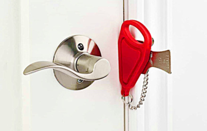 Best Portable Lock For Any Door   AddALock