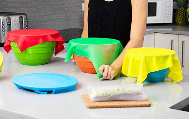 Best Reusable Food Wrap | Alternative For Cling Wrap & Tin Foil