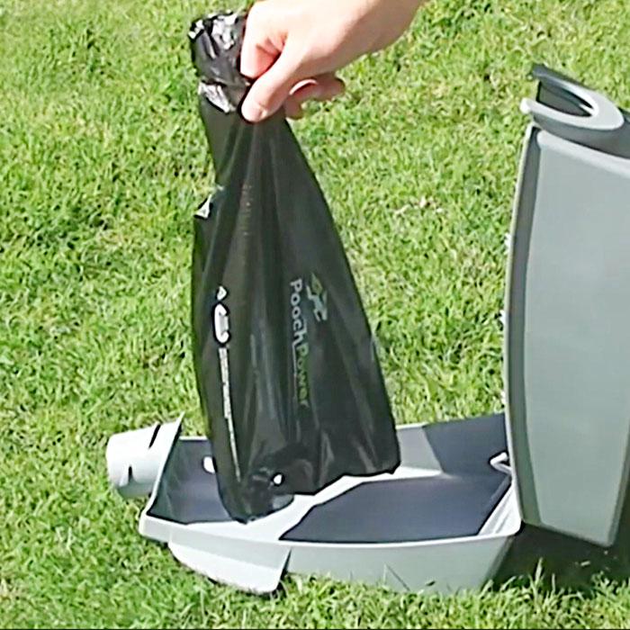 Cordless Vacuum Pooper Scooper
