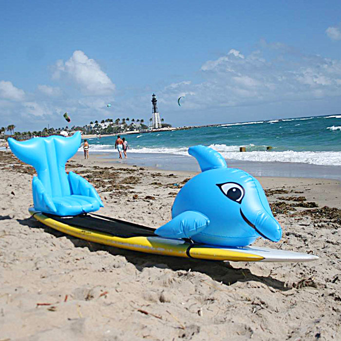 Inflatable Animal Paddle Board Floats
