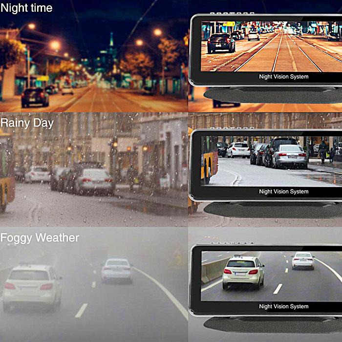 LANMODO Car Night Vision Camera