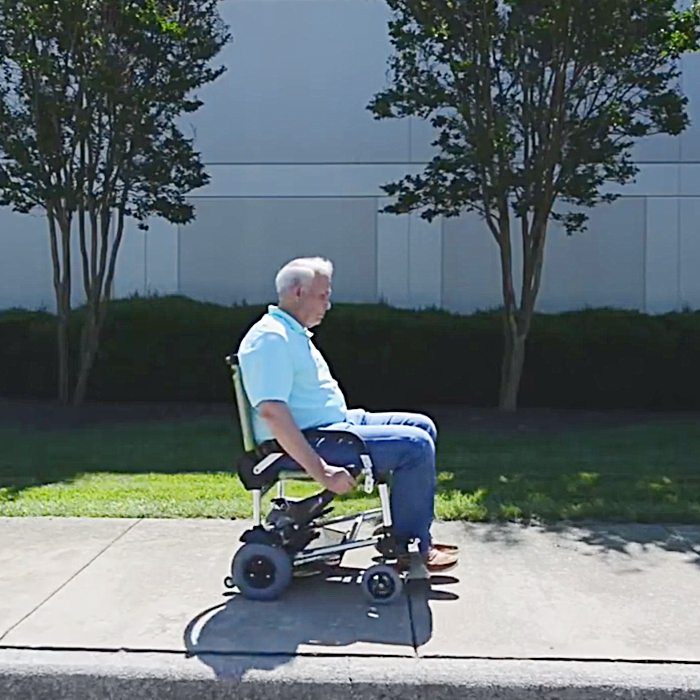 Lightweight Portable Mobility Scooter
