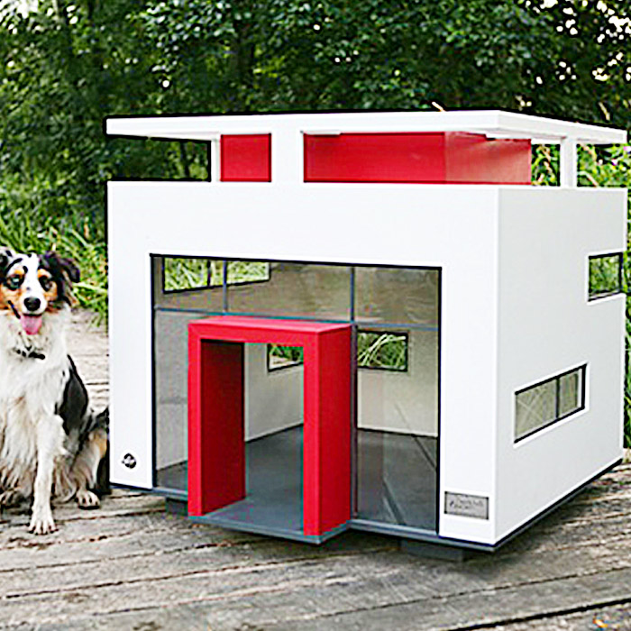 Modern Dog Crate - Modern Dog House