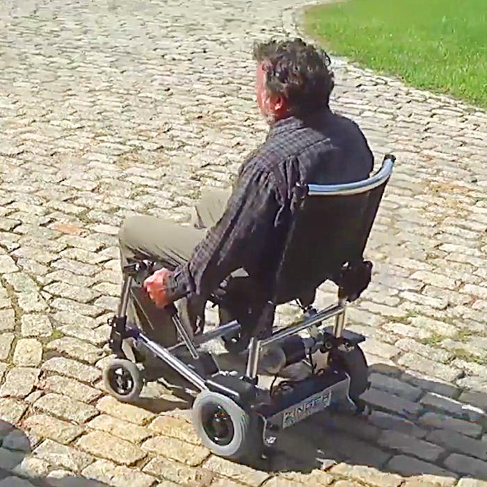 Zinger Chair motorized wheelchair