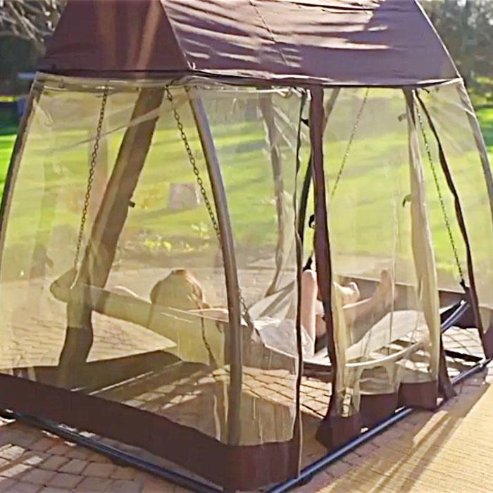 mosquito net hammock tent