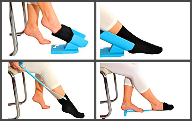 Best Sock Helper For Elderly To Help Put Socks On Sock Aid