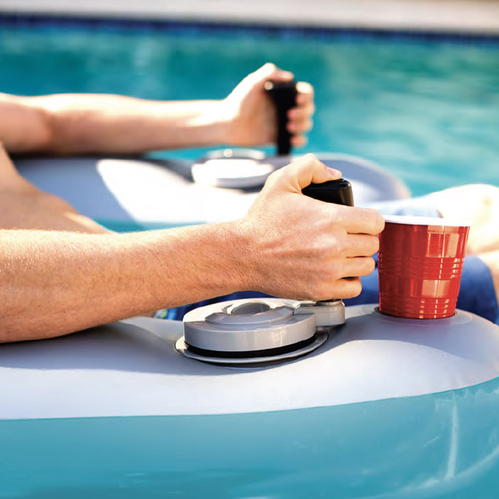 Pool Candy Motorized Pool Lounger