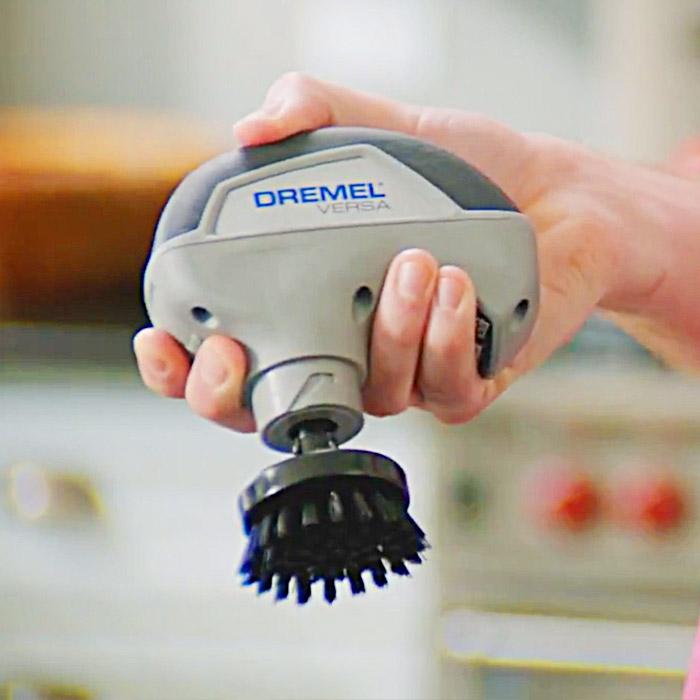 Portable Cordless Power Scrubber