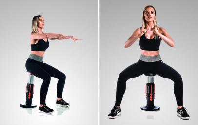 Squat Magic   Unique Squat Workout Machine Help You Get Toned