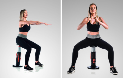 Squat Magic | Unique Squat Workout Machine Help You Get Toned