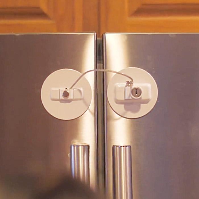 Best Key Lock For Refrigerator