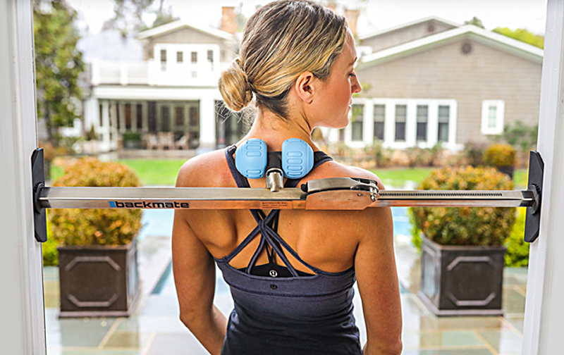 Best Self Back Massager | Relieve Back Pain With Backmate