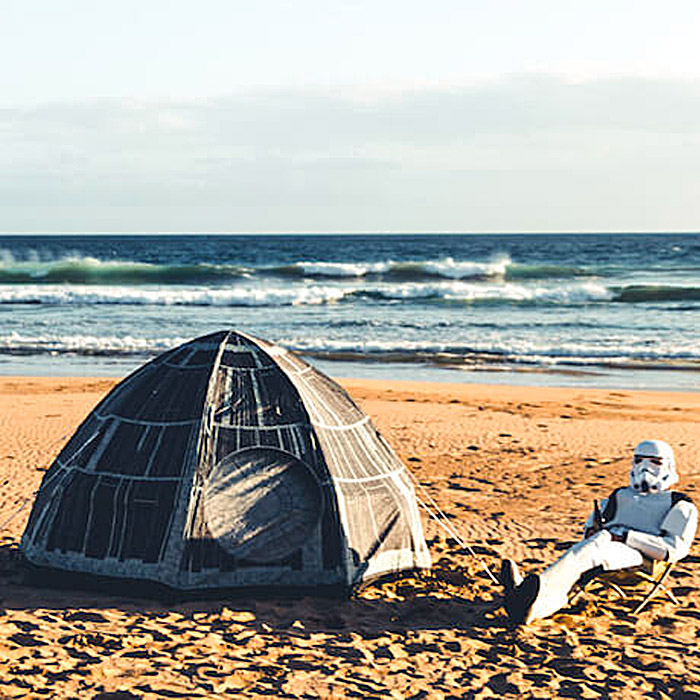 Death Star Camping Tent