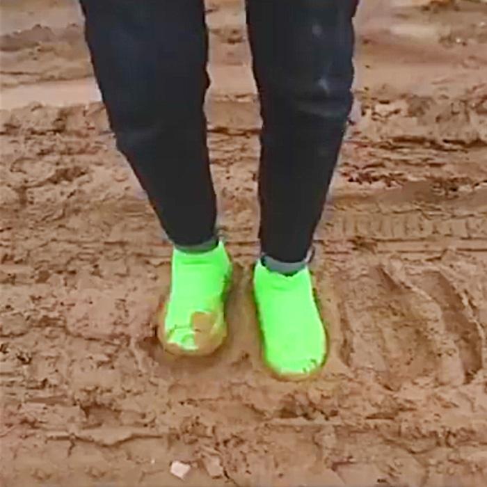 Reusable Waterproof Shoe Covers