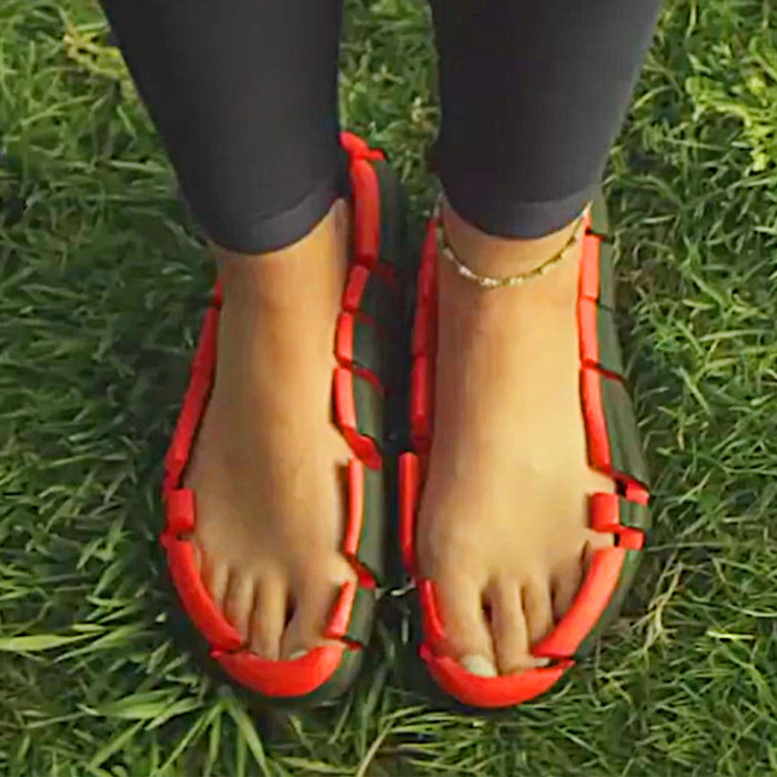 Sandals Of The Future
