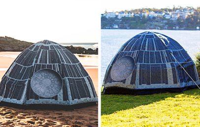 Star Wars Tent | Death Star 3 Person Camping Tent