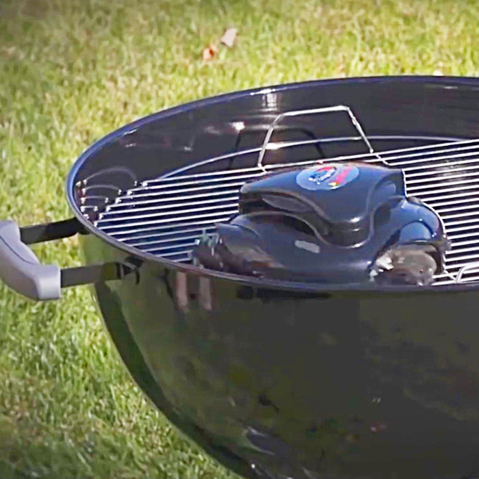 grillbot automatic grill cleaner