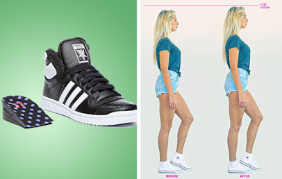 Best Shoe Lift Inserts | That Make You Look Taller | LiftKits
