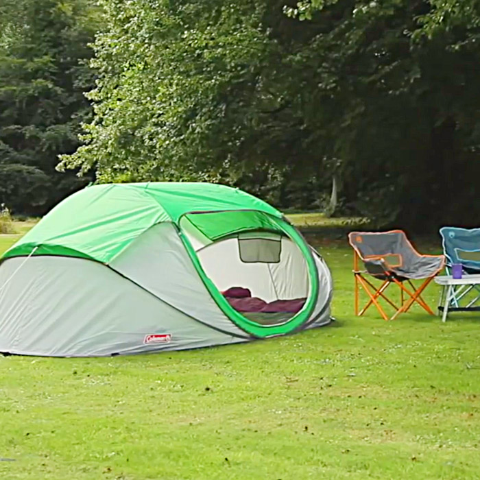 Coleman Instant Camping Tent