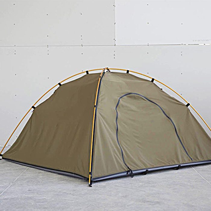 Jacket Transform Into Camping Tent