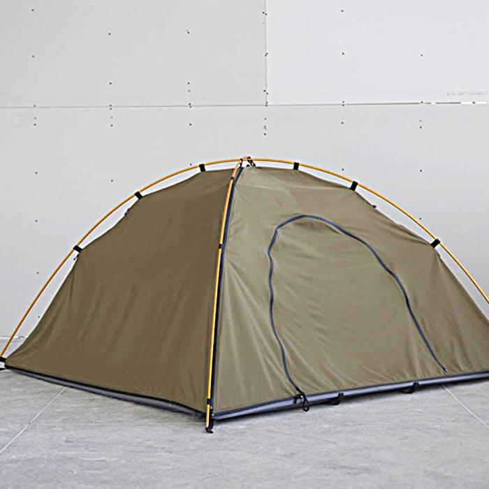 Jacket Transform Into Camping Tent