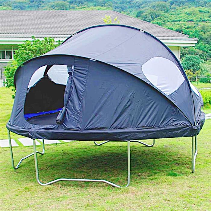 Kids Backyard Camp Out Adventure: