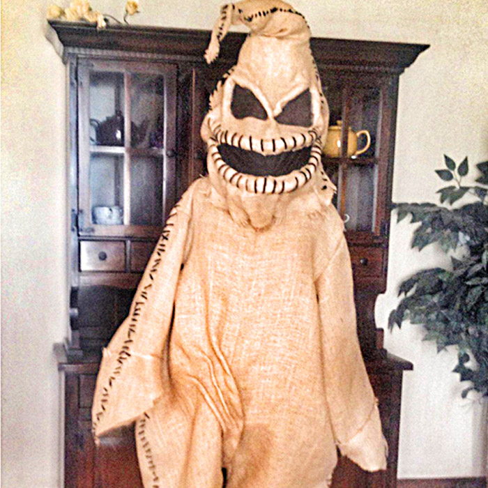 Oogie Boogie Costume
