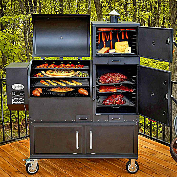 The Ultimate Grill