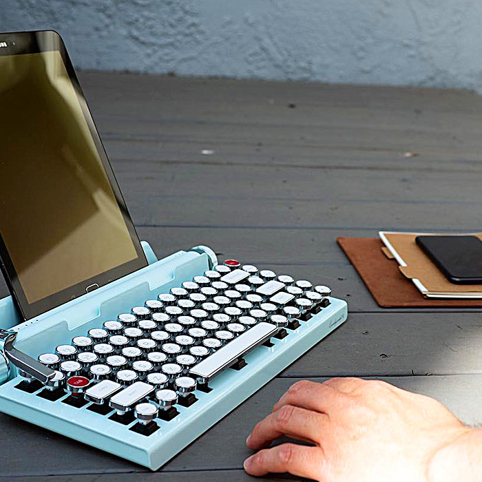 Typewriter Mechanical Keyboard