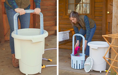 Best Portable Washing Machine for Camping | Lavario