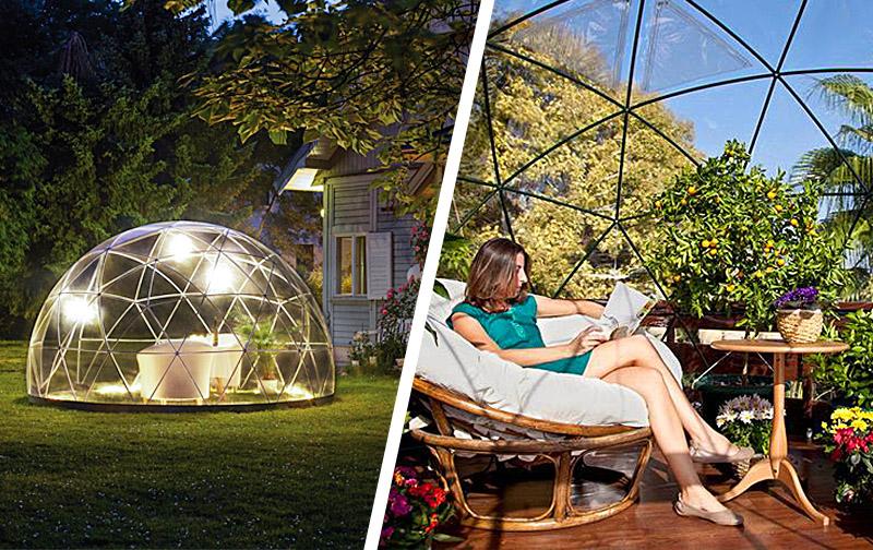 Garden Igloo | Garden Dome Igloo Tent For Your Backyard