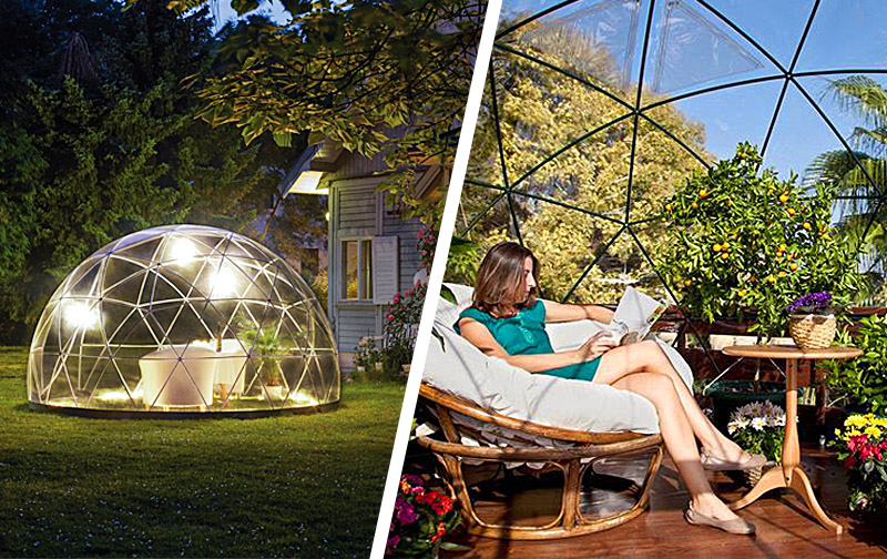 Garden Igloo | Garden Dome Igloo Tent For Your Backyard