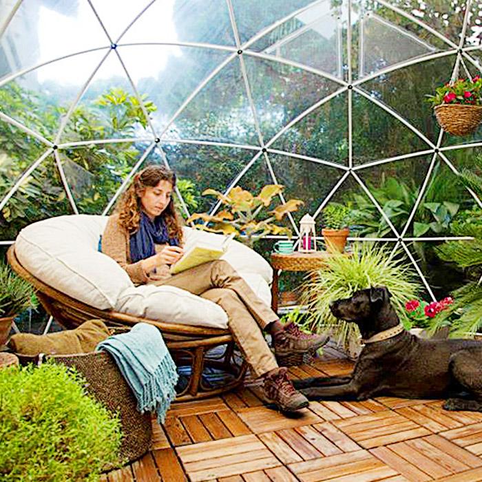 Garden Igloo   Garden Dome Igloo Tent
