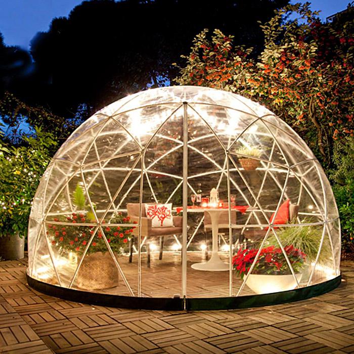 Igloo Tent For Your Backyard