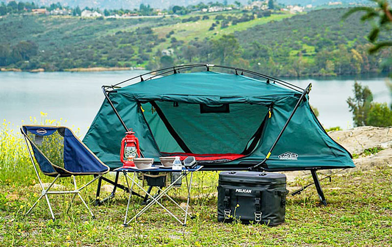 Kamp Rite Tent Cot   Best Camping Double Tent Cot