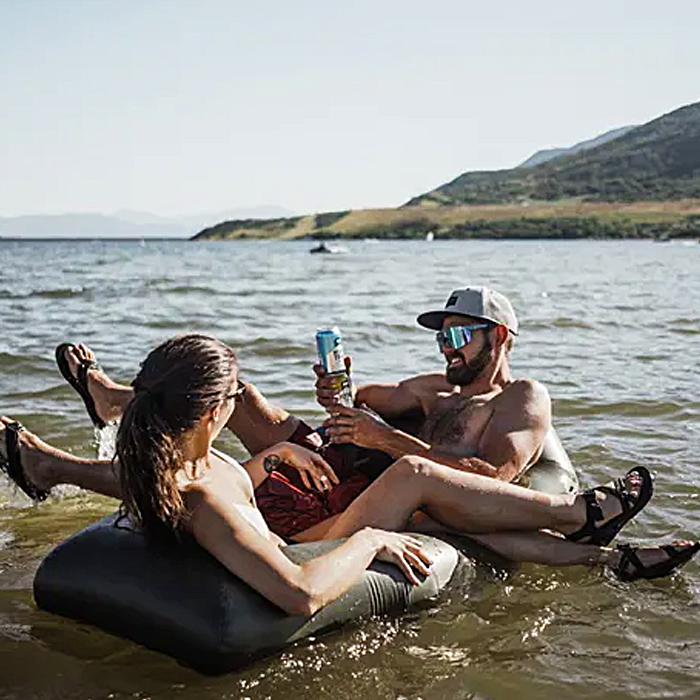 Lightweight & Inflatable Pack Raft