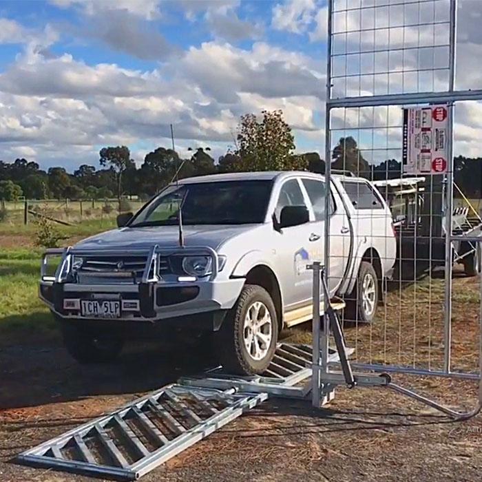 Non-Electric Automatic Gate
