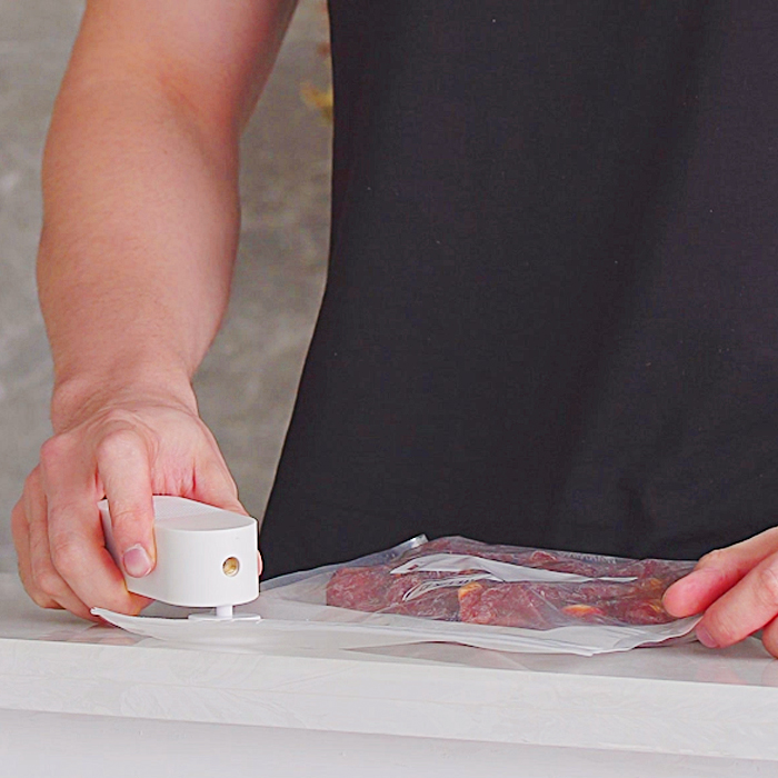 Portable Vacuum Sealer For Clothes & Food