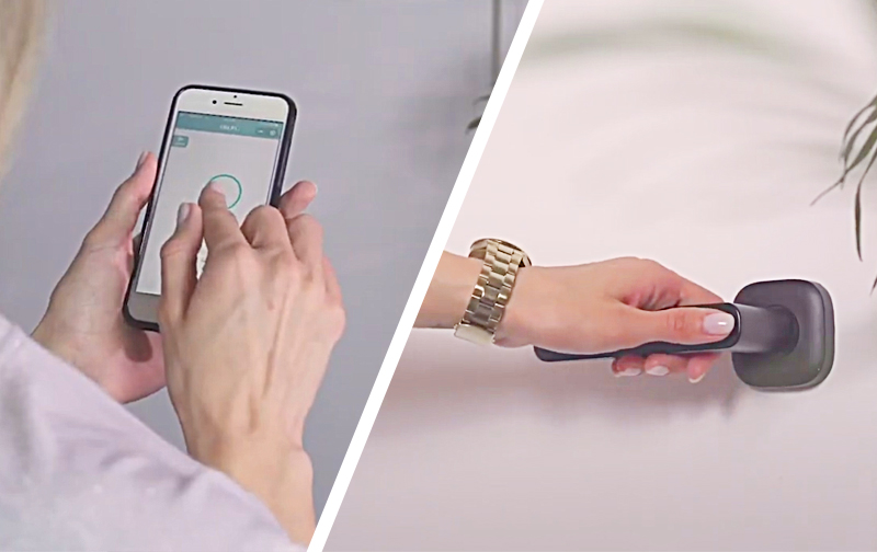 This Fingerprint Smart Lock Is Minimalist in its Design | FIDO